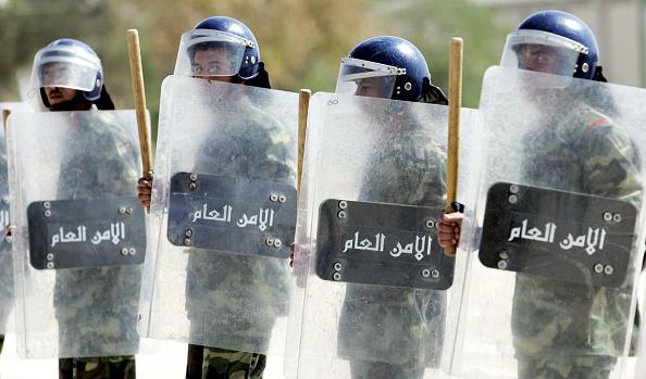 Jordan - Middle East「Iraqi Officers Graduate From Training In Jordan」:写真・画像(19)[壁紙.com]