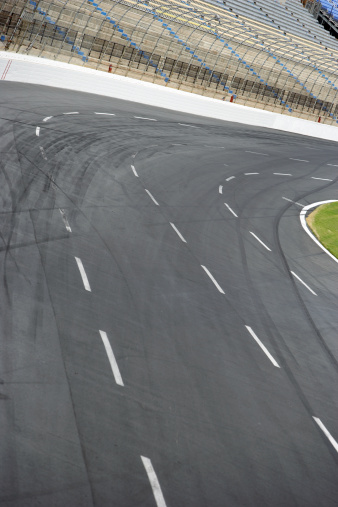 Motor Racing Track「Racet rack turn」:スマホ壁紙(0)