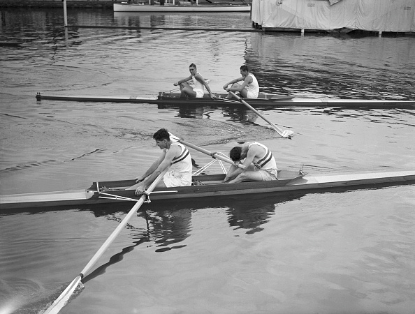 Rowing「Wilson And Laurie Win Coxless Pairs 」:写真・画像(1)[壁紙.com]