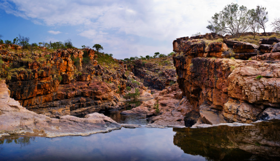 Kimberley「Bell Gorge.」:スマホ壁紙(10)