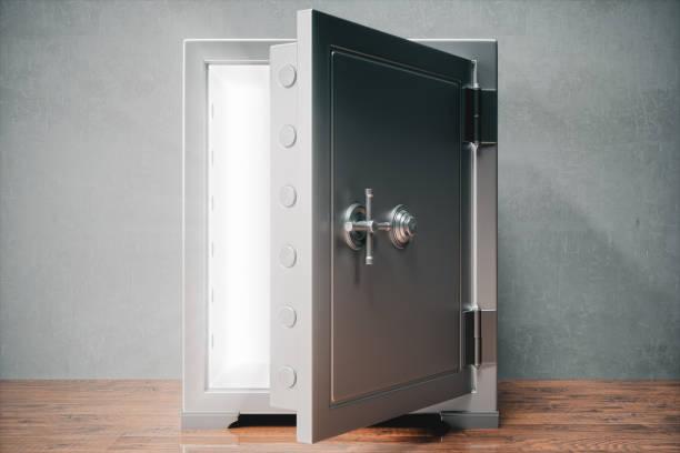 Open Safe With Light:スマホ壁紙(壁紙.com)