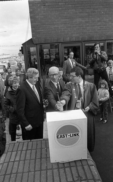 City Life「Taoiseach Garret Fitzgerald Opening a Toll Bridge 1984」:写真・画像(11)[壁紙.com]