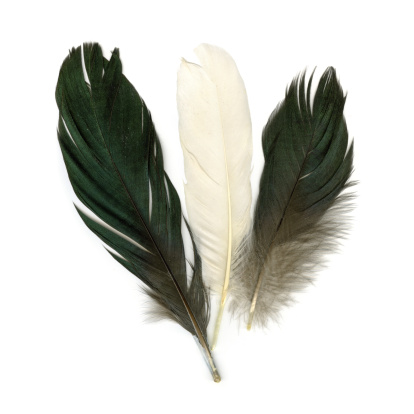 魔術師「Three feathers」:スマホ壁紙(19)