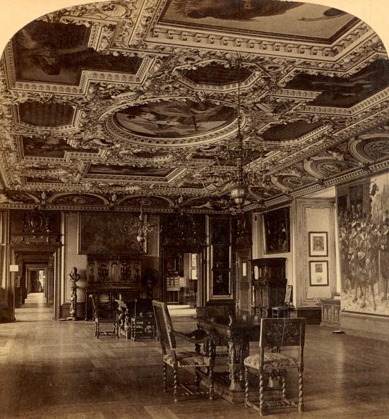 Ceiling「Grand Dining Hall」:写真・画像(17)[壁紙.com]