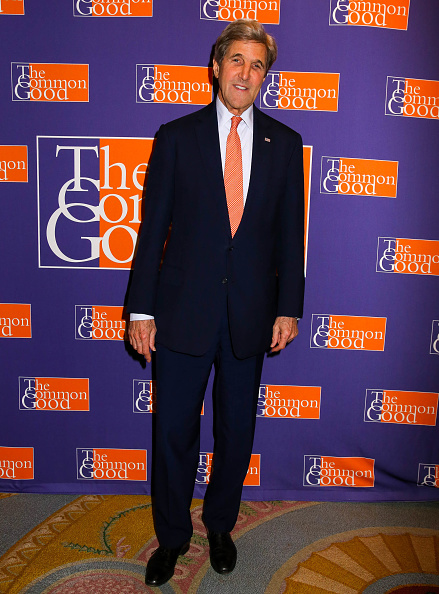 John Kerry「The 2017 Common Good Forum」:写真・画像(19)[壁紙.com]