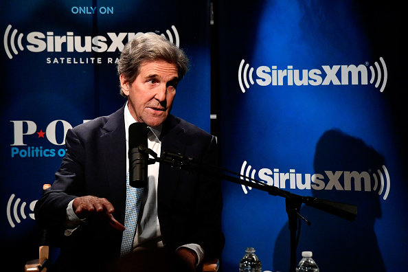 John Kerry「Sec. John Kerry Talks With SiriusXM's Julie Mason During A Town Hall Event In Washington, D.C.」:写真・画像(17)[壁紙.com]