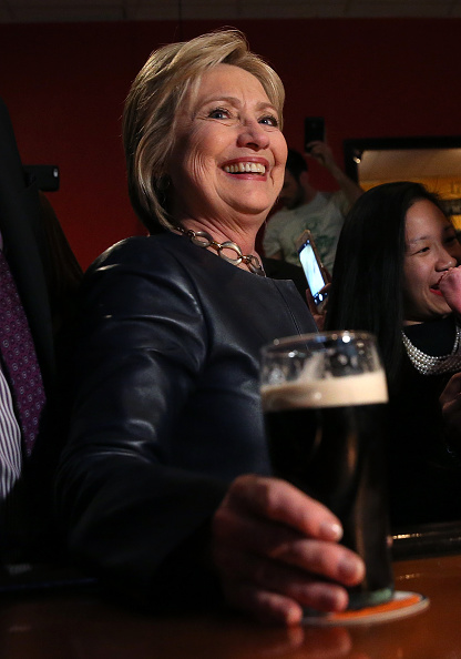 Super Tuesday「Hillary Clinton Campaigns In Midwest Ahead Of Ohio's Primary」:写真・画像(7)[壁紙.com]