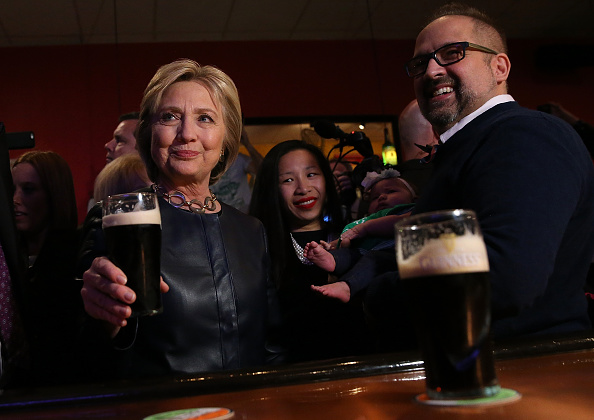 Super Tuesday「Hillary Clinton Campaigns In Midwest Ahead Of Ohio's Primary」:写真・画像(5)[壁紙.com]