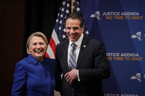 Politician「Gov. Cuomo And Hillary Clinton Make Announcement On Reproductive Justice In NY」:写真・画像(15)[壁紙.com]