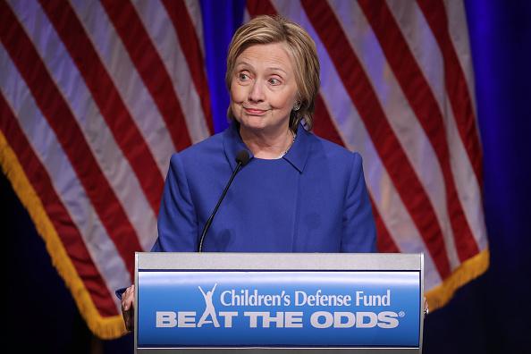 Headshot「Hillary Clinton Honored At Children's Defense Fund Event」:写真・画像(16)[壁紙.com]