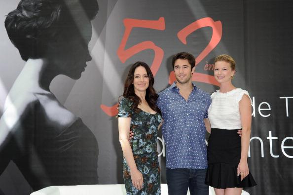 Emily VanCamp「52nd Monte Carlo TV Festival - 'Revenge'」:写真・画像(15)[壁紙.com]