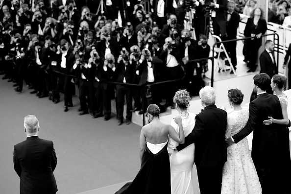 "Tristan Fewings「""Julieta"" - Red Carpet Arrivals - The 69th Annual Cannes Film Festival」:写真・画像(6)[壁紙.com]"