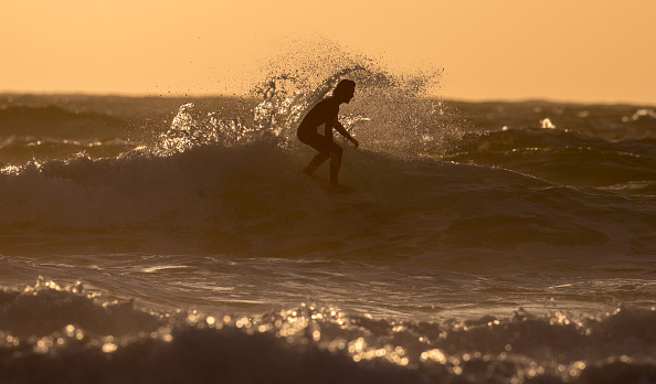 サーフィン「Busy Beaches As The Annual Boardmasters Festival Gets Underway」:写真・画像(10)[壁紙.com]