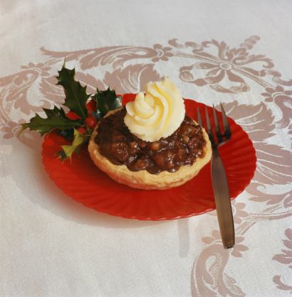 1967「Tart with cream toppings, close-up」:スマホ壁紙(14)