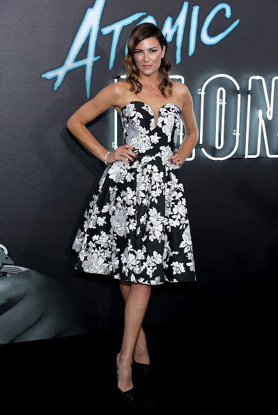 USA「Premiere Of Focus Features' 'Atomic Blonde' - Arrivals」:写真・画像(9)[壁紙.com]