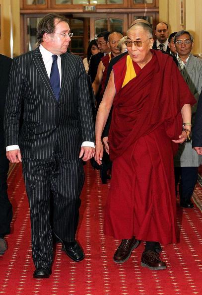 Marty Murray「Dalai Lama Visits New Zealand」:写真・画像(1)[壁紙.com]