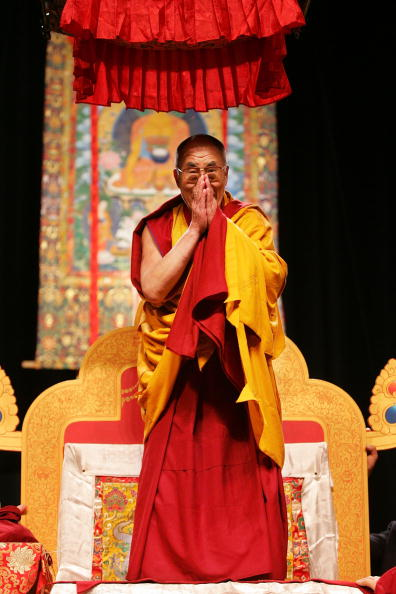 Spark Arena「Dalai Lama Visits New Zealand」:写真・画像(18)[壁紙.com]