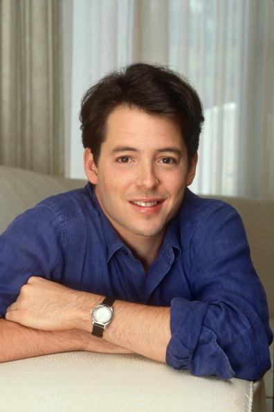 Matthew Broderick「Actor Matthew Broaderick Portrait Session」:写真・画像(9)[壁紙.com]