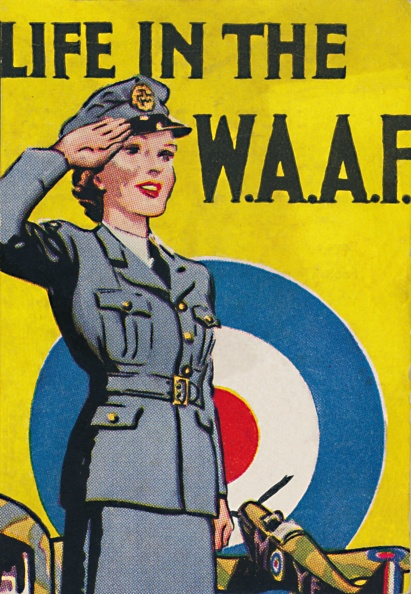 WAAF「Life In The WAAF」:写真・画像(2)[壁紙.com]