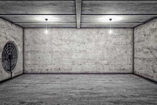 Basement「Grunge Bare Basement」:スマホ壁紙(15)