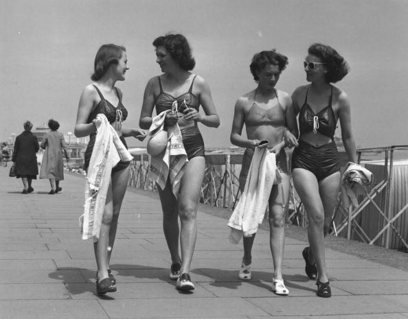 1950-1959「Bikini Strollers」:写真・画像(14)[壁紙.com]