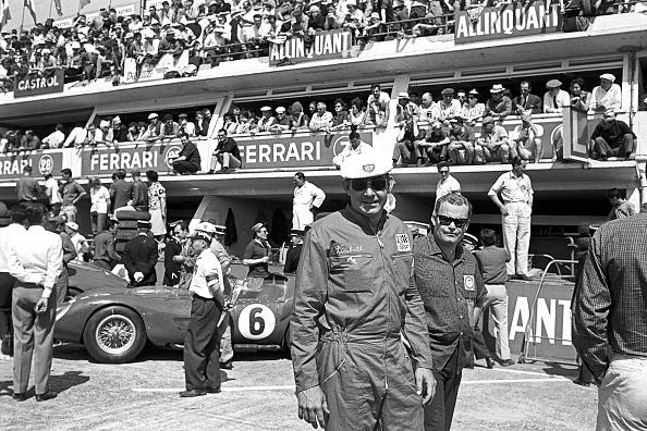 Fireball「Fireball Roberts, 24 Hours Of Le Mans」:写真・画像(10)[壁紙.com]