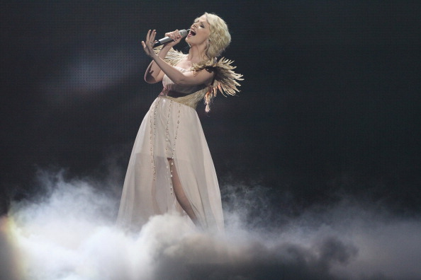 Sheer Fabric「Eurovision Song Contest Dusseldorf 2011 - 2nd Semi Finals」:写真・画像(19)[壁紙.com]