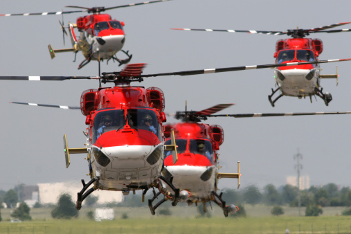 Unrecognizable Person「Indian Air Force Dhruv helicopters of the Sarang demo team, Berlin Schonefeld, Germany.」:スマホ壁紙(6)