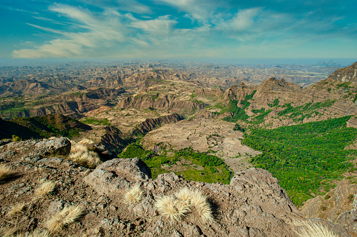 High Country「Simien Mountains panorama in Northern Ethiopia」:スマホ壁紙(18)