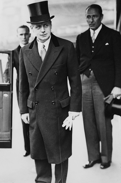 Overcoat「Joachim Von Ribbentrop」:写真・画像(2)[壁紙.com]