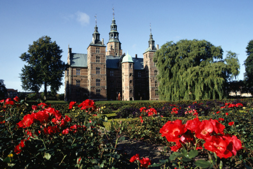 Denmark「Rosenborg Castle, Copenhagen, Denmark」:スマホ壁紙(7)