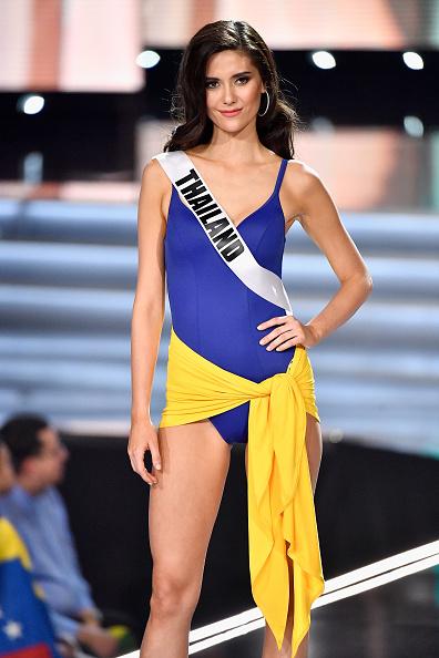 水着「The 2017 Miss Universe Pageant」:写真・画像(4)[壁紙.com]