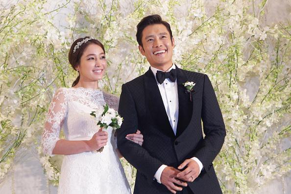 Lee Min「Lee Byung-Hun and Rhee Min-Jung Wedding」:写真・画像(11)[壁紙.com]