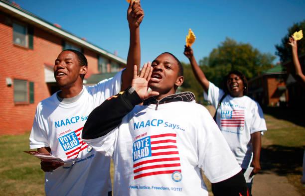 Former Civil Rights Battlegrounds Await Culmination Of Historic Election:ニュース(壁紙.com)