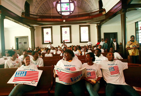 Brown Chapel AME Church - Selma「Former Civil Rights Battlegrounds Await Culmination Of Historic Election」:写真・画像(19)[壁紙.com]