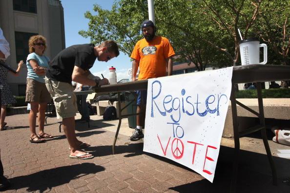 Form - Document「Denver Prepares To Host The Democratic National Convention」:写真・画像(11)[壁紙.com]