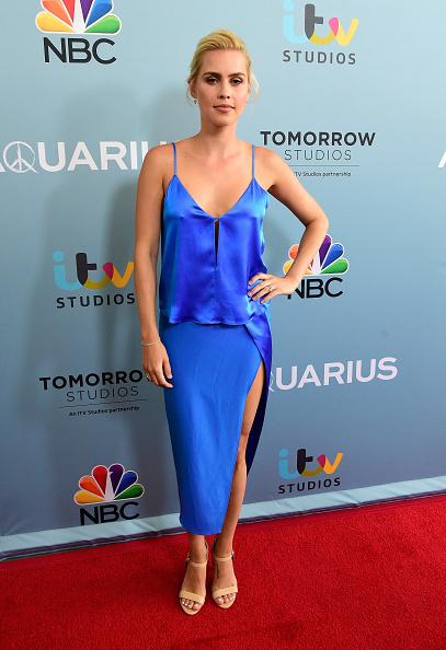 "Paley Center for Media - Los Angeles「Premiere Of NBC's ""Aquarius"" Season 2 - Arrivals」:写真・画像(10)[壁紙.com]"