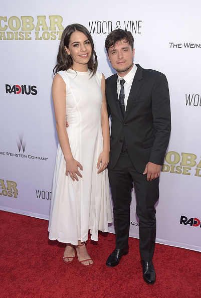"""Hair Part「Premiere Of RADiUS And The Weinstein Company's """"Escobar: Paradise Lost"""" - Arrivals」:写真・画像(7)[壁紙.com]"""