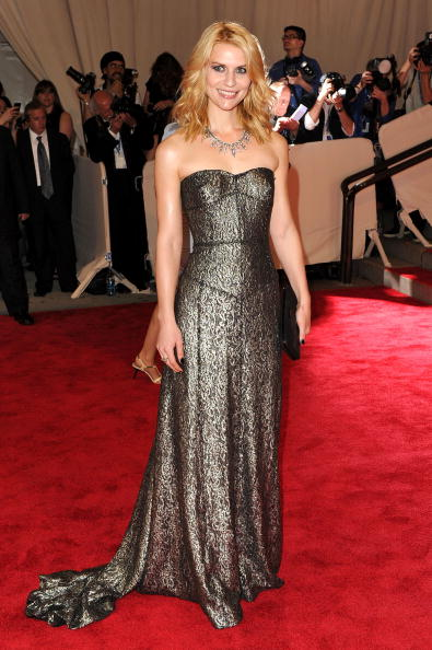 """Silver Colored「""""American Woman: Fashioning A National Identity"""" Met Gala - Arrivals」:写真・画像(9)[壁紙.com]"""