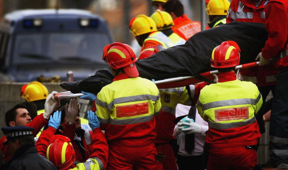 Madrid「Madrid Train Blasts Cause Devastation」:写真・画像(4)[壁紙.com]
