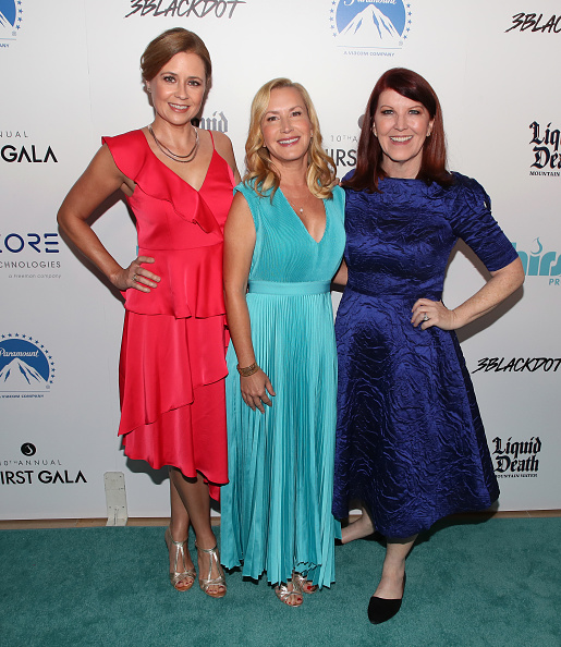 Jenna Fischer「Thirst Project's 10th Annual Thirst Gala」:写真・画像(14)[壁紙.com]