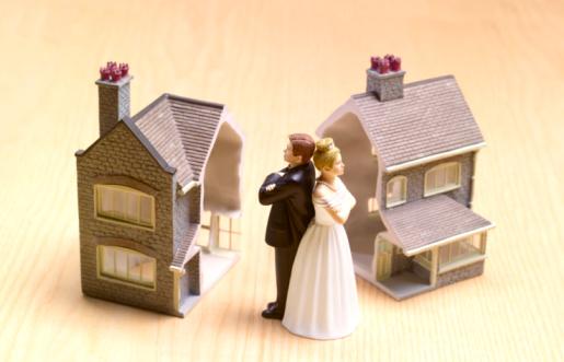 Female Likeness「Divorce settlement house cut in half.」:スマホ壁紙(17)