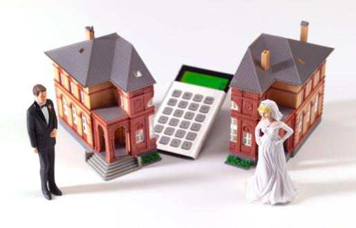 Married「Divorce settlement pre-nuptial agreement house.」:スマホ壁紙(1)