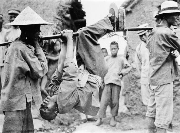 Chinese Culture「Cantonese Prisoner」:写真・画像(16)[壁紙.com]