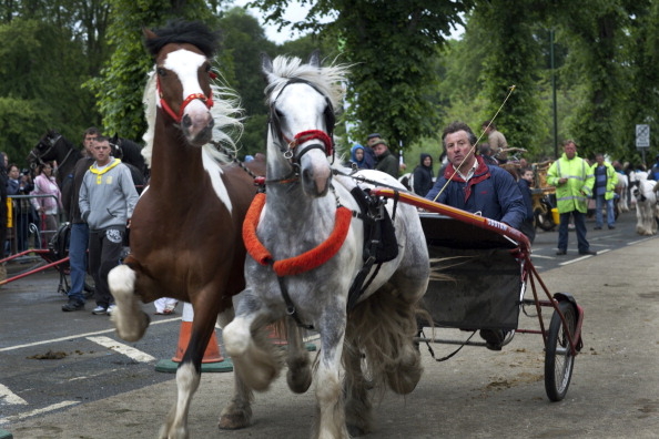 Tom Stoddart Archive「Appleby Horse Fair」:写真・画像(6)[壁紙.com]