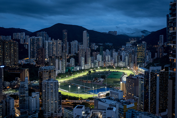 Sports Track「Returned But Unresolved: Hong Kong's Deepening Rift With China」:写真・画像(0)[壁紙.com]