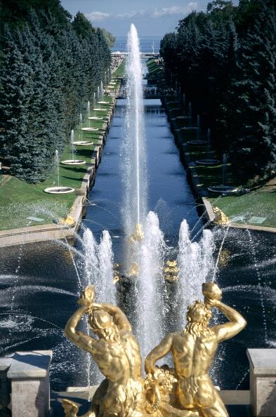 Carefree「Peterhof in St. Petersburg」:写真・画像(15)[壁紙.com]