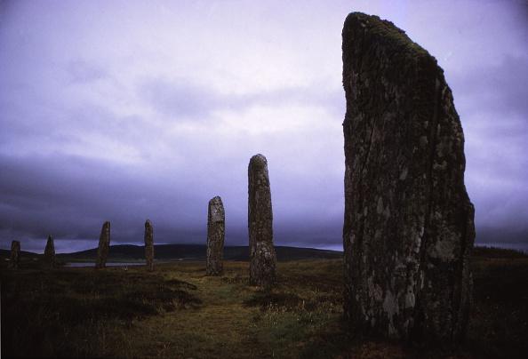 Overcast「Ring Of Brodgar」:写真・画像(15)[壁紙.com]