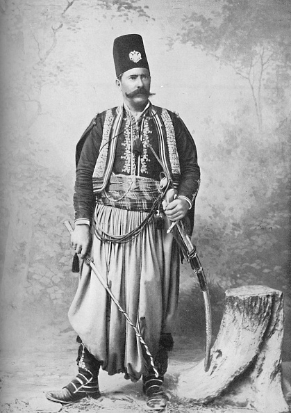 Middle East「A Syrian In His Full Costume」:写真・画像(6)[壁紙.com]