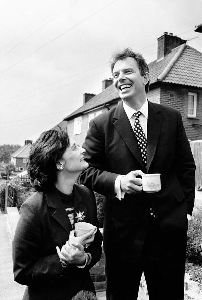 Crockery「Tony Blair Campaign Trail」:写真・画像(2)[壁紙.com]